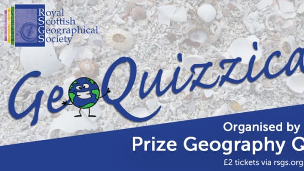 GeoQuizzical (April)