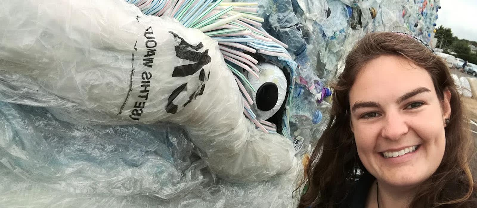 Catherine Gemmell - Stop the Plastic Tide
