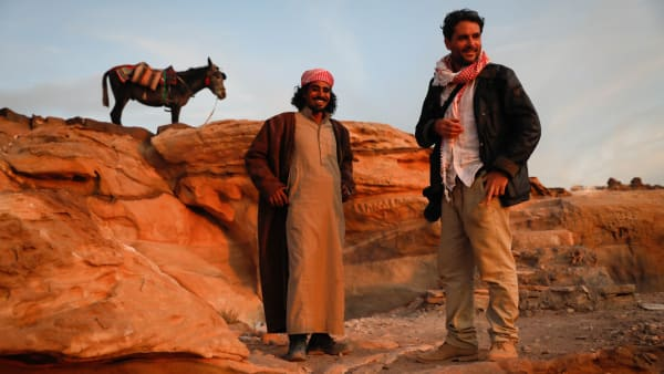 An Interview with Levison Wood