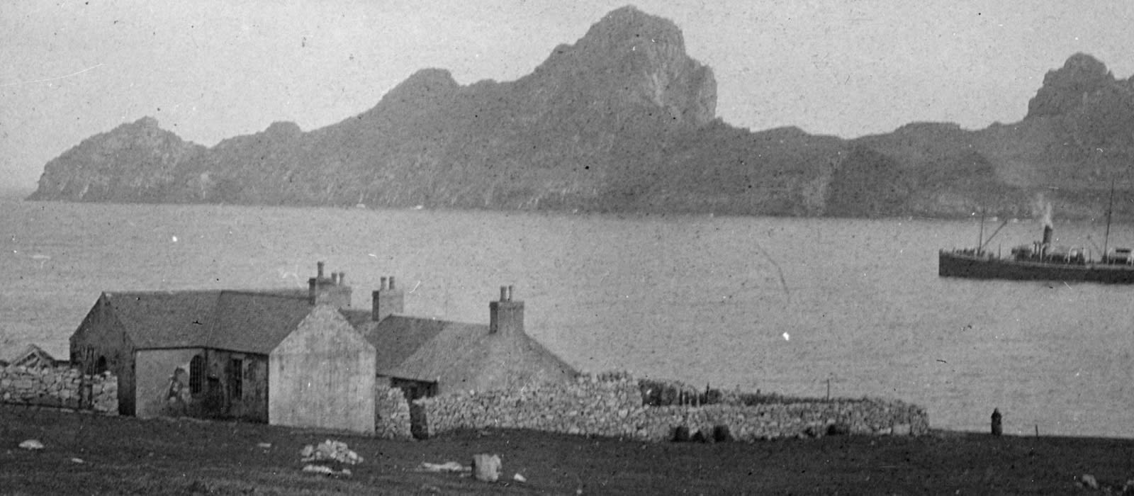 St Kilda church and manse