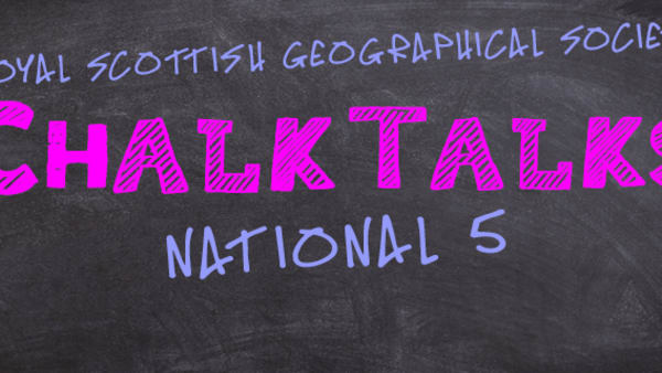 Chalk Talks - National 5