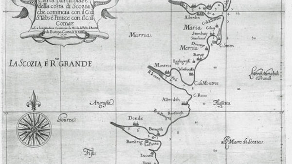 East Coast of Scotland (1647)