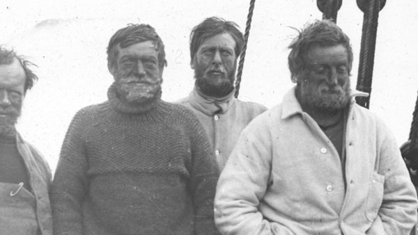 Sir Ernest Shackleton: A Hero's Return